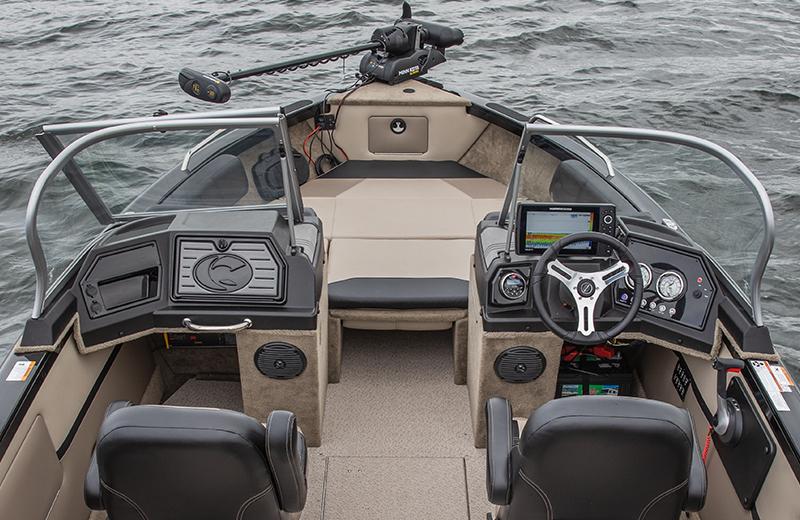 Bow & Cockpit