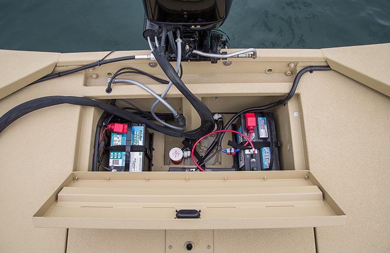 Stern Battery Storage