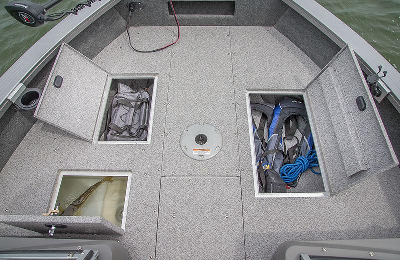 Open Bow Storage