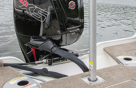 Removable Ski Pylon