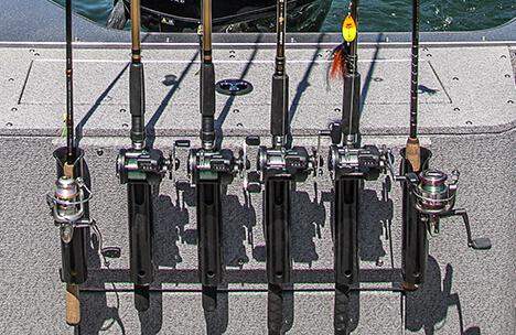 Vertical Rod Holders