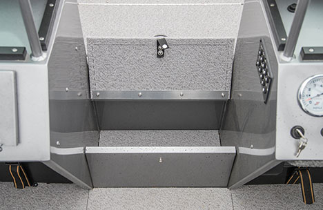 Bow Step Storage Box