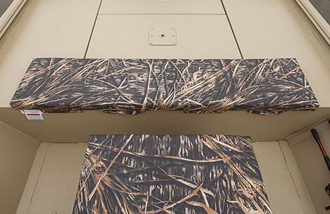 Stern Deck Seat Cushion