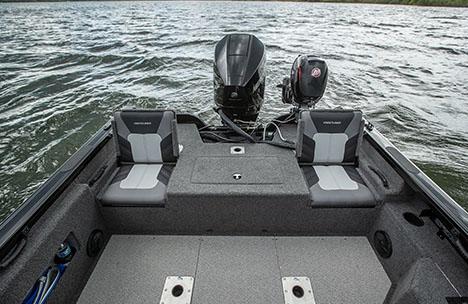 New! Stern Jump Seats