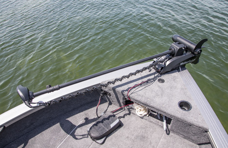Bow Trolling Motor Outlet