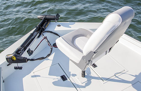 Bow Deck Deluxe Seat
