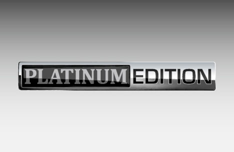 Image result for platinum Edition logo