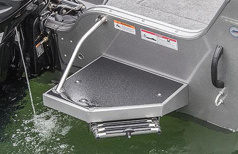 Crestliner 1850 Super Hawk 18 Foot Aluminum Fish And