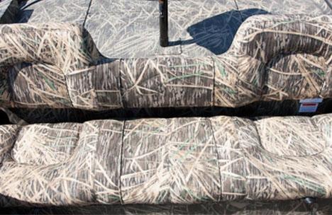 Bench Seat w/ Storage